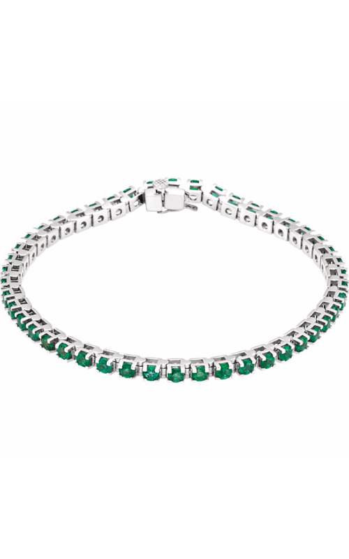 Princess Jewelers Collection Gemstone Bracelet 651742 product image