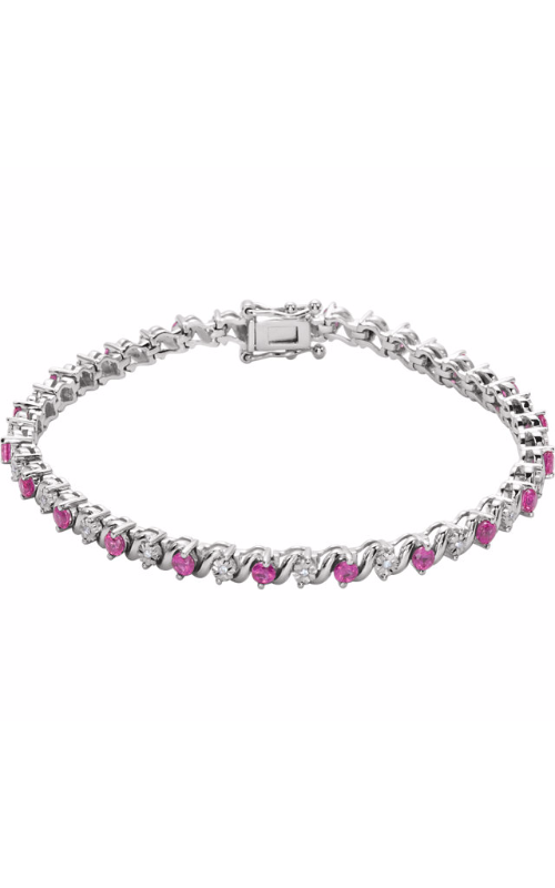 The Diamond Room Collection Gemstone Bracelet 651634 product image