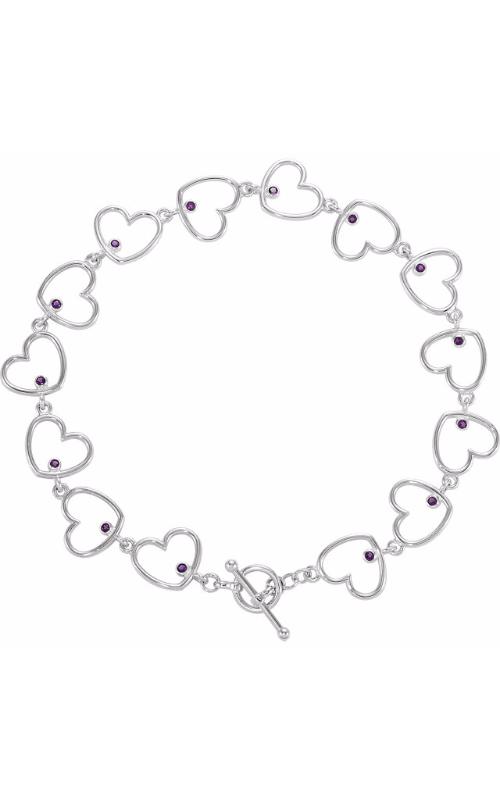 Stuller Gemstone Fashion Bracelet BRC746 product image