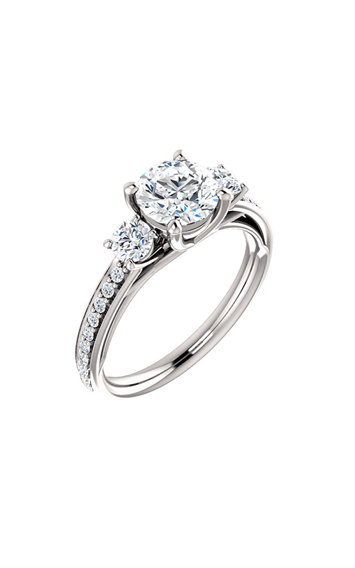 Princess Jewelers Collection Ever and Ever  Engagement ring 122000 product image