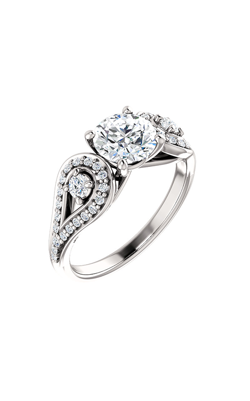 Princess Jewelers Collection Ever and Ever  Engagement ring 122002 product image