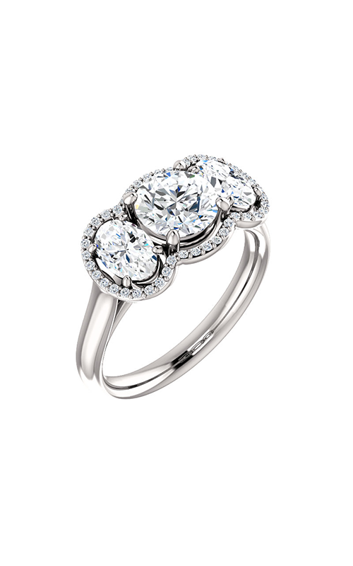 Sharif Essentials Collection Ever and Ever  Engagement ring 71602 product image