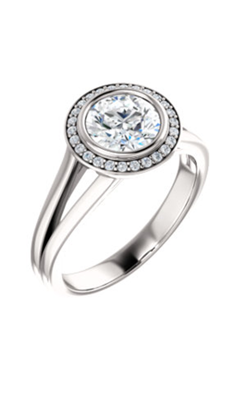 Stuller Halo Engagement ring 122200 product image
