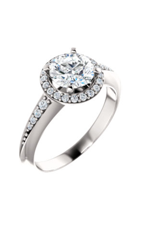 Princess Jewelers Collection Ever and Ever  Engagement ring 122699 product image