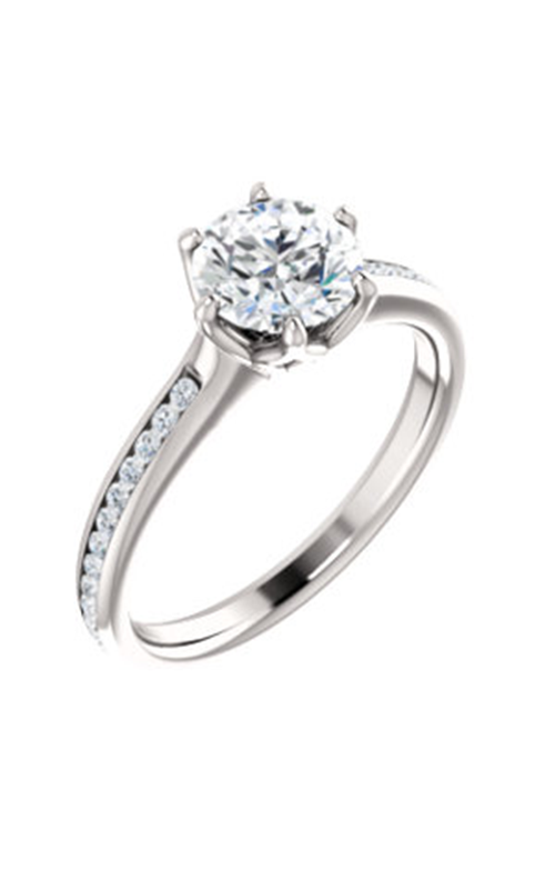 Princess Jewelers Collection Ever and Ever  Engagement ring 122114 product image
