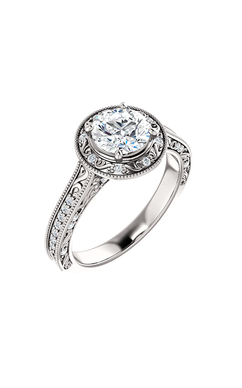 Sharif Essentials Collection Ever and Ever  Engagement ring 123038 product image