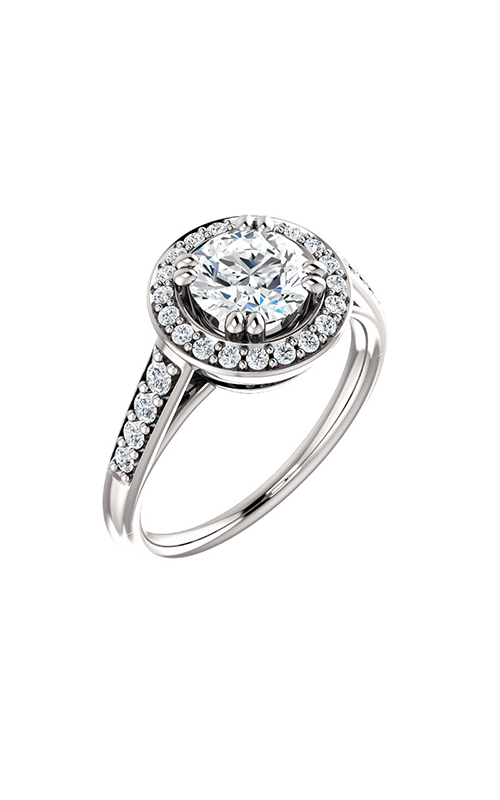 Princess Jewelers Collection Ever and Ever  Engagement ring 122207 product image