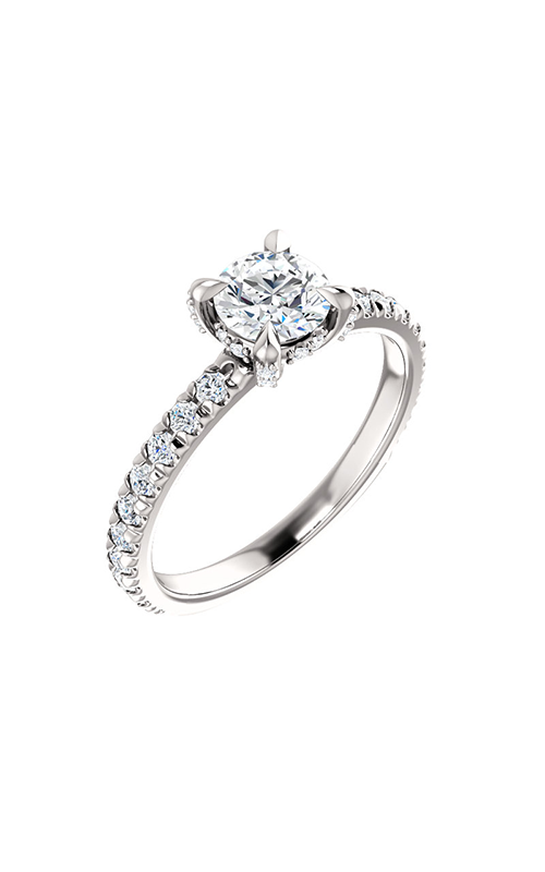 Princess Jewelers Collection Ever and Ever  Engagement ring 124131 product image