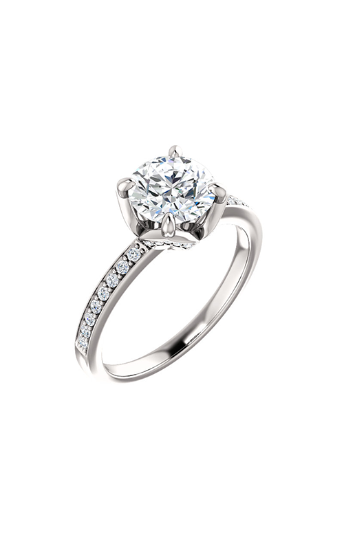 Stuller Solitaire Engagement Ring 122218 product image
