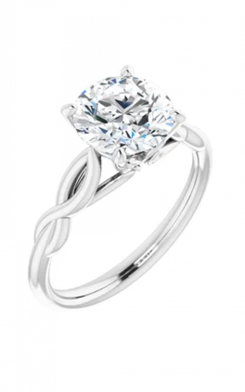 Princess Jewelers Collection Solitaire Engagement ring 122705 product image