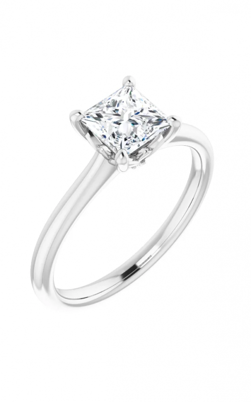 DC Solitaire Engagement ring 123636 product image