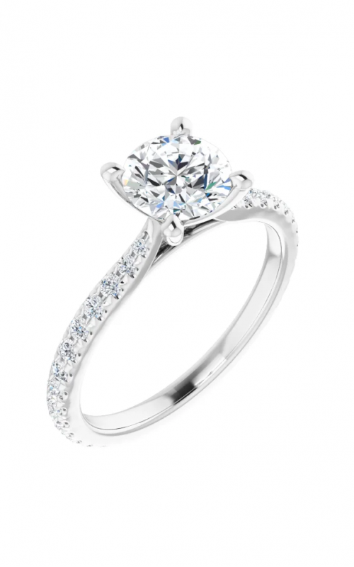 Stuller French Engagement Ring 123429 product image