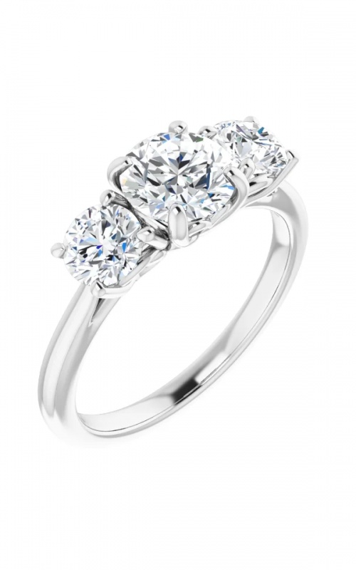 DC Three Stones Engagement ring 123689 product image
