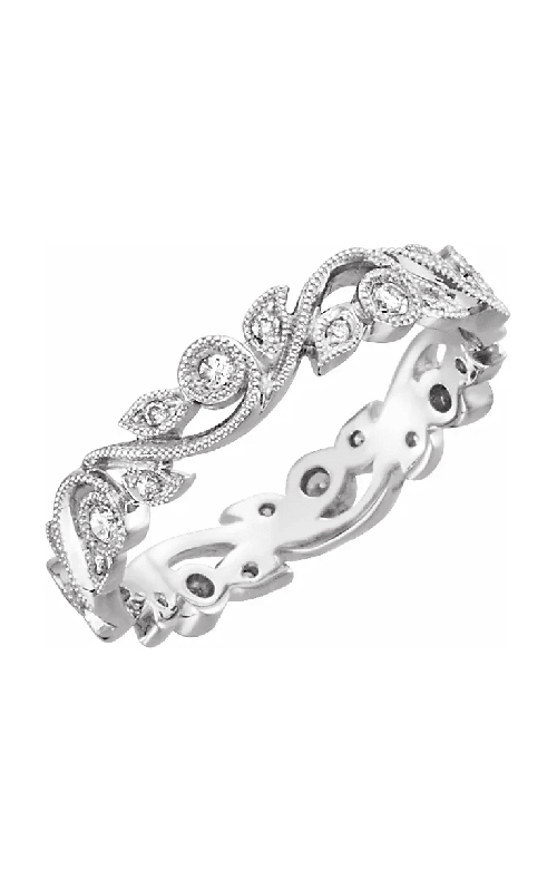 Sharif Essentials Collection Women's Wedding Bands Wedding band 69816 product image