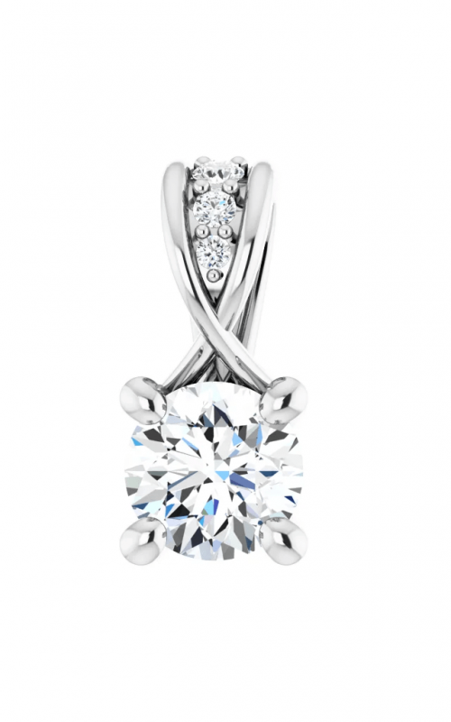 Princess Jewelers Collection Diamond Necklace 86678 product image