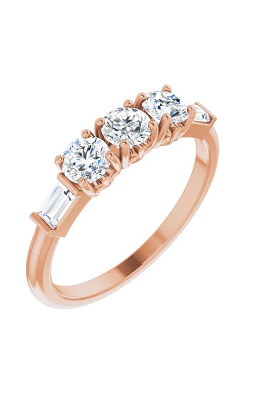 DC Three Stones Engagement ring 126040 product image