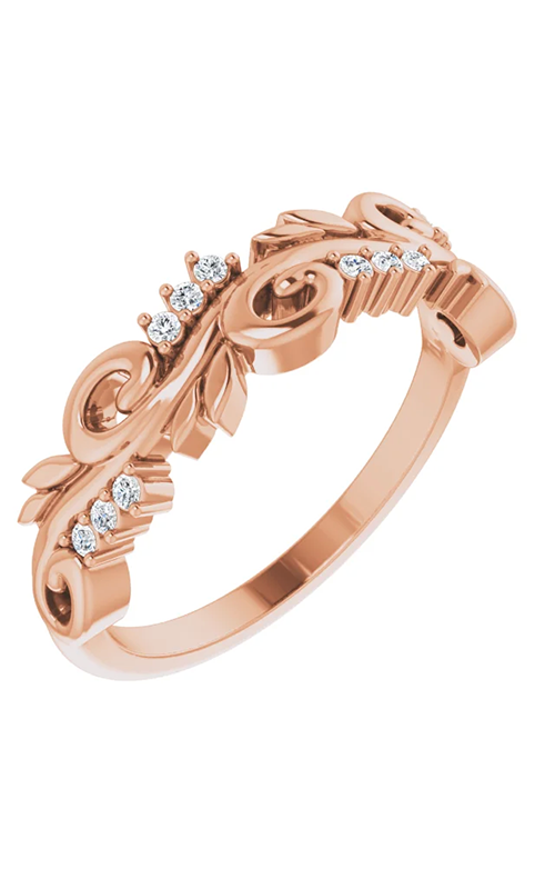DC Women's Wedding Bands Wedding band 124803 product image