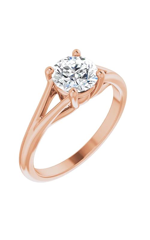 DC Split Shank Engagement ring 124666 product image