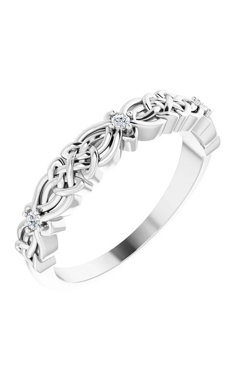 DC Women's Wedding Bands Wedding band 124681 product image
