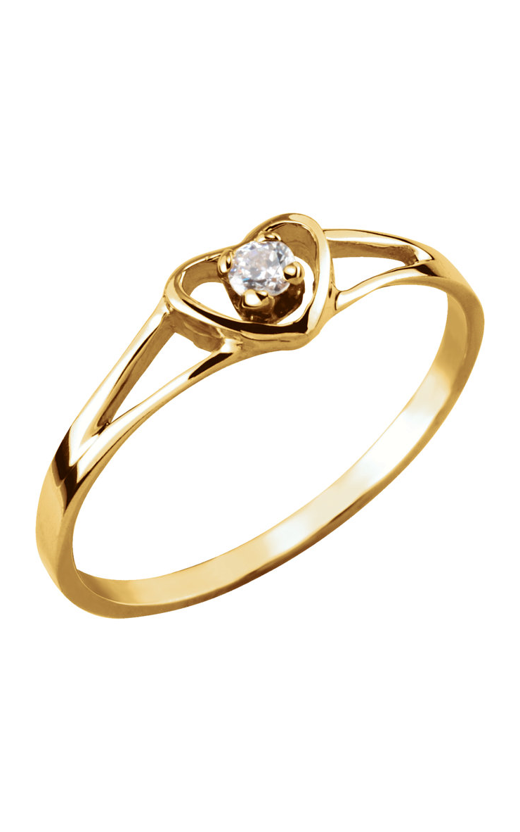 Stuller Youth Ring 19398 product image