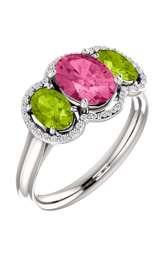 Stuller Gemstone Fashion Rings 71602 product image