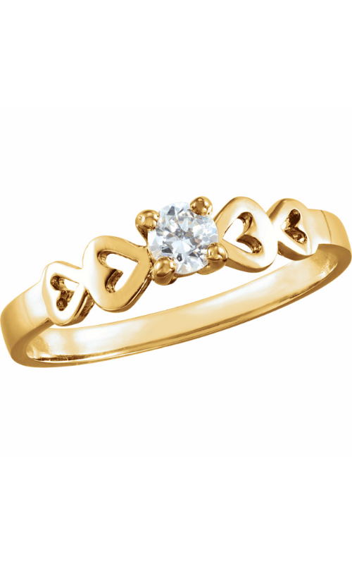 Stuller Youth Ring 19381 product image
