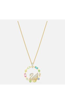 Swarovski Rainbow Swan Necklace 5549050 product image