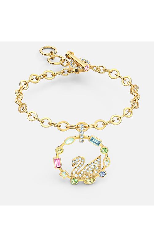 Swarovski Rainbow Swan Bracelet 5559304 product image