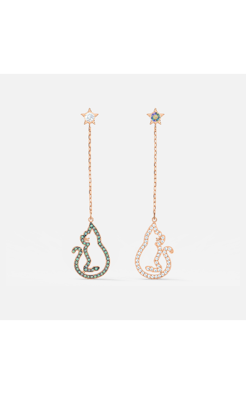 Swarovski Cattitude Earrings 5558174 product image