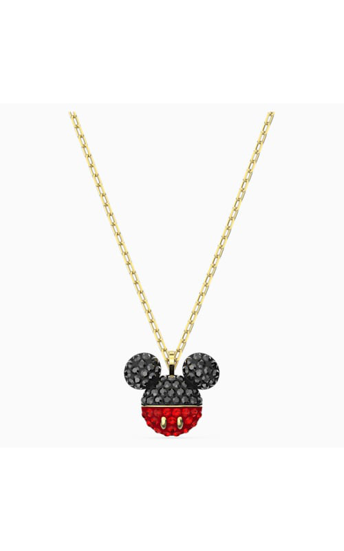 Swarovski Mickey & Minnie Necklace 5559176 product image
