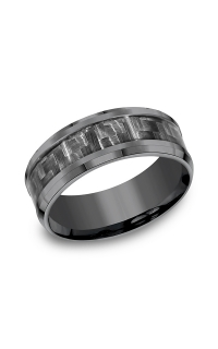 Tantalum Men's Wedding Bands CF68478CFTA06