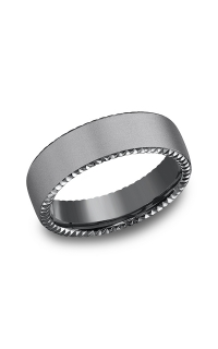 Tantalum Men's Wedding Bands CF716525TA14