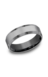 Tantalum Men's Wedding Bands CF67416TA07