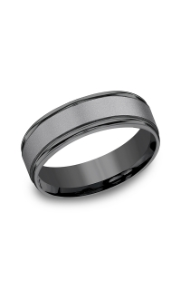 Tantalum Men's Wedding Bands RECF7702STA07