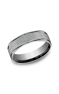 Tantalum Men's Wedding Bands RECF86585GTA06