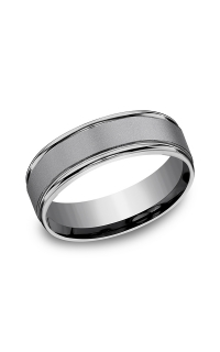 Tantalum Men's Wedding Bands RECF7702SGTA06