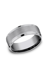 Tantalum Men's Wedding Bands CF128034GTA06