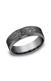 Tantalum Men's Wedding Bands CF847391TA06