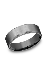 Tantalum Men's Wedding Bands CF67335TA06