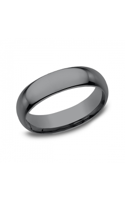 Tantalum Comfort-fit Design Wedding Band CF165TA10 product image