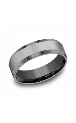 Tantalum Comfort-fit Design Wedding Band CF67416TA10 product image