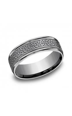 Tantalum Comfort-fit Design Wedding Band RECF847357GTA08 product image