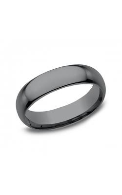Tantalum Comfort-fit Design Wedding Band CF165TA13.5 product image