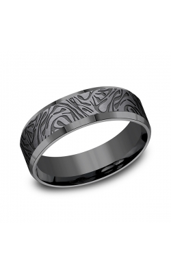 Tantalum Comfort-fit wedding band CF847390TA06 product image