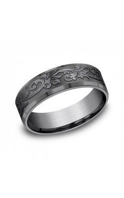 Tantalum Comfort-fit Wedding Band CF847391TA10 product image