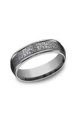 Tantalum Comfort-fit wedding band RECF8465590GTA10.5 product image