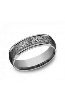 Tantalum Comfort-fit wedding band RECF8465590GTA11 product image