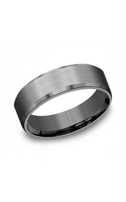 Tantalum Comfort-fit wedding band CF67335TA06.5 product image