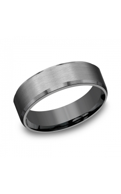 Tantalum Comfort-fit Wedding Band CF67335TA10 product image