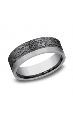 Tantalum Comfort-fit Wedding Band 025TA7391GTA06 product image